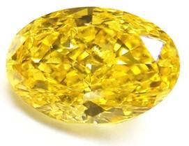 Yellow Colored Diamond